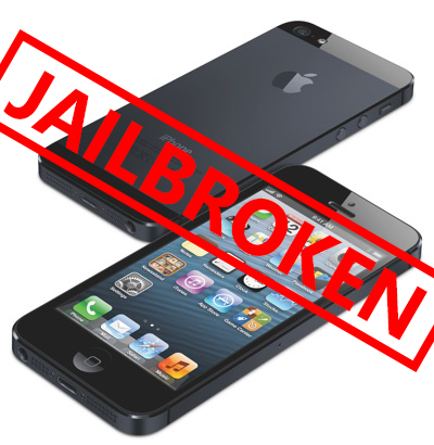 IPHONE5-JAILBROKEN