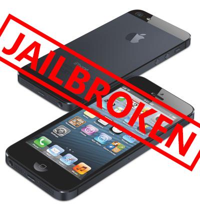 IPHONE5-JAILBROKEN